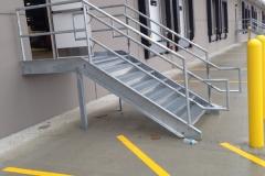 FedEx-Stair