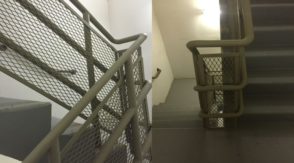 IBC Handrail System – Smart Space Mezzanines & Staircases