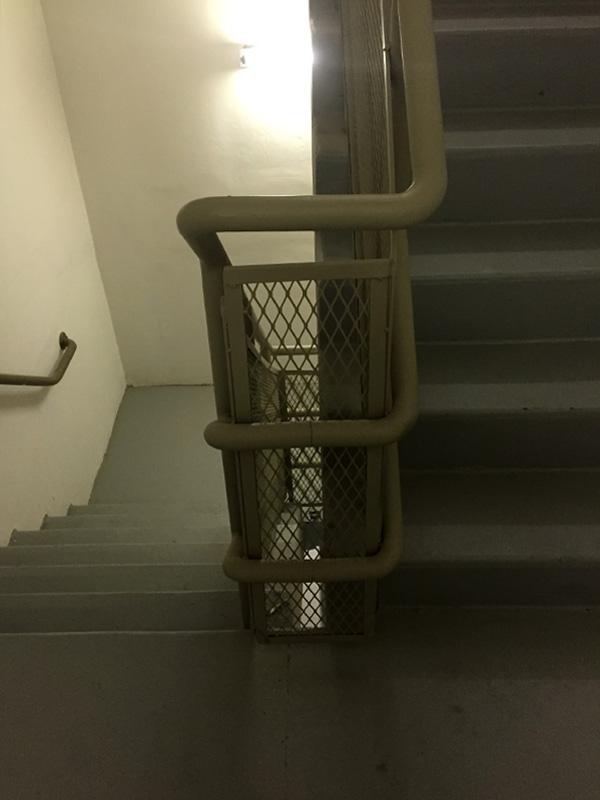 IBC Public Access Handrails