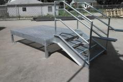 Dock-Stair