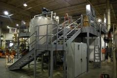 Mixer-Mezzanine