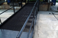 UPS-Forktruck-Ramp