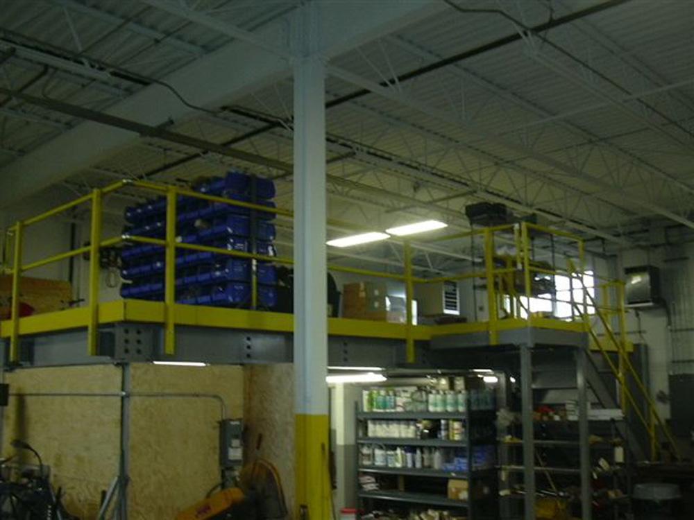 Parts Mezzanine